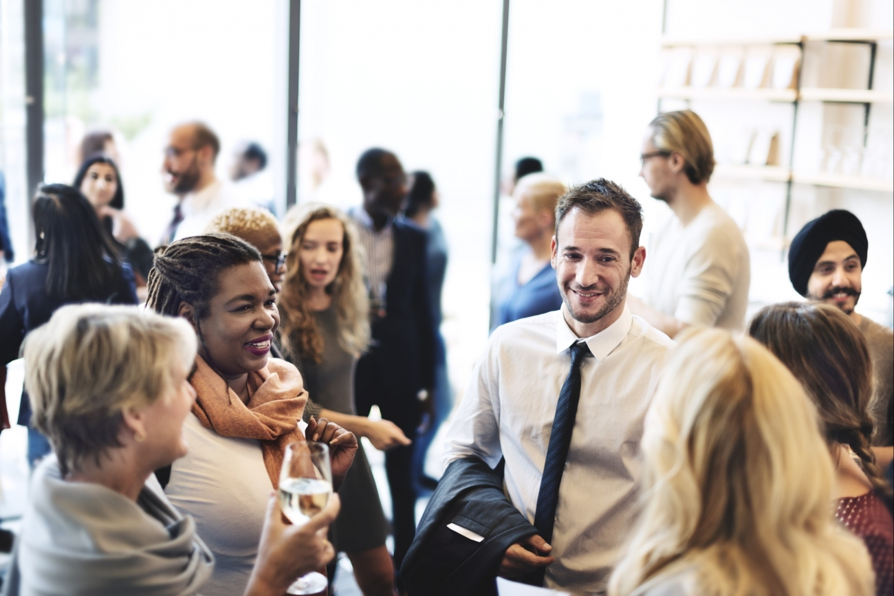 10 tips to make networking less stressful